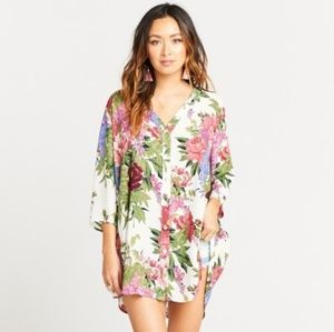 Show Me Your MuMu Downtown Tunic Duchess Darling